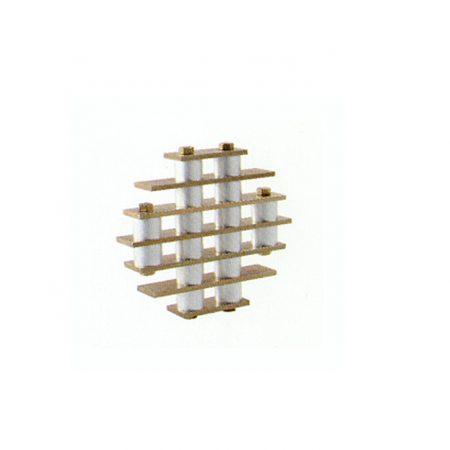 Magnetic Grid, 120mm dia, round