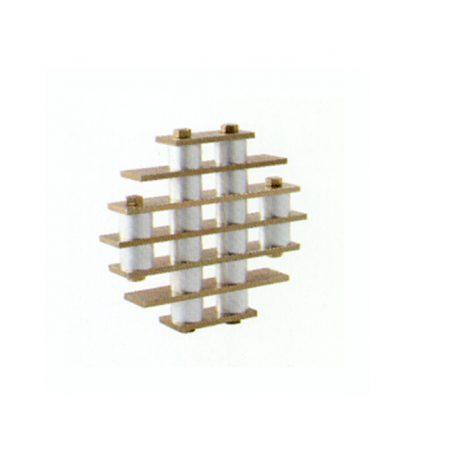 Magnetic Grid, 180mm dia, round